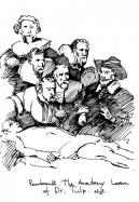 Rembrandt, The Anatomy Lesson by Dr. Tulp, 1632, by Sergo Cusiani